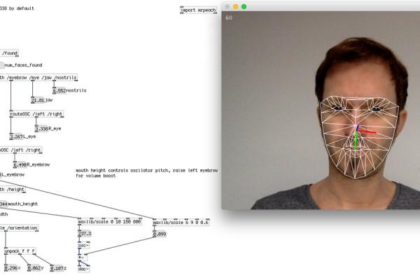 Popesz Csaba Láng: Face Tracking